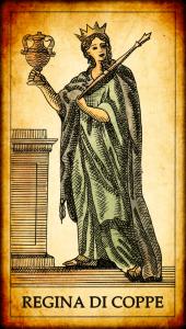 Regina di Coppe