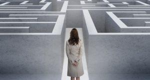 sognare labirinto
