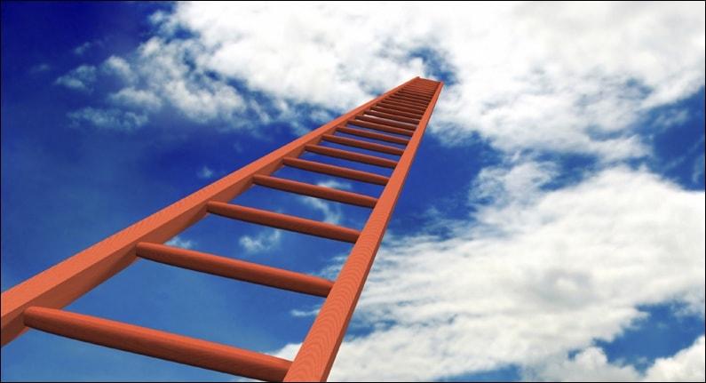 sognare di scendere le scale
