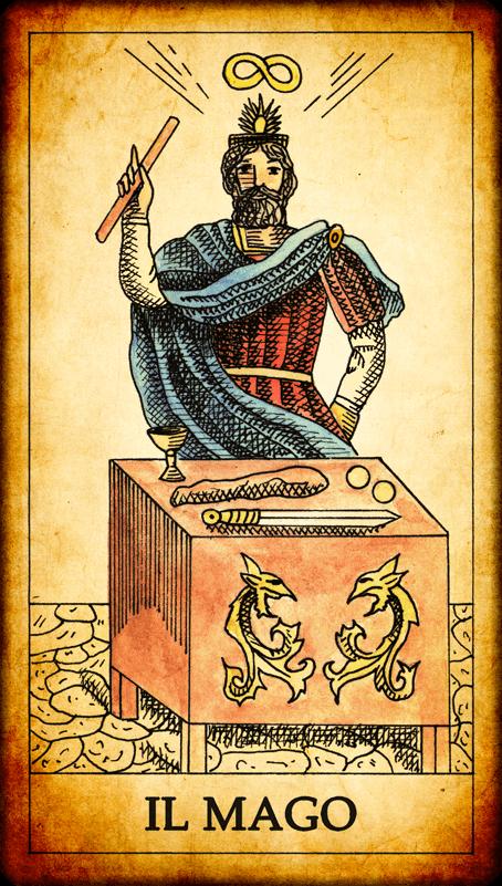il mago