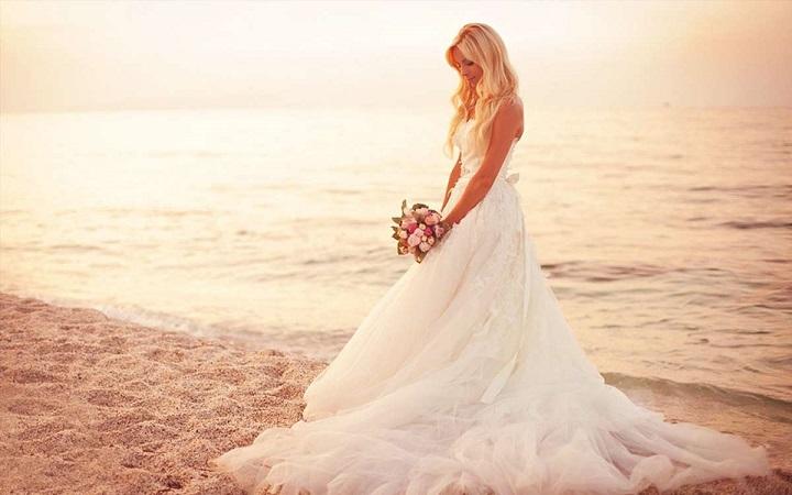 sognare il vestito da sposa