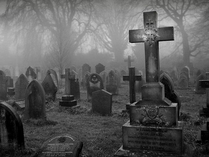 sognare cimitero
